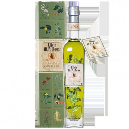 Elisir M.P. Roux, liqueur de plantes et épices