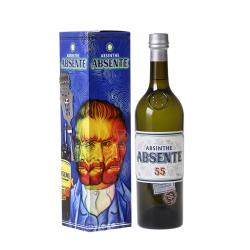 Absente 55° case + Van Gogh...