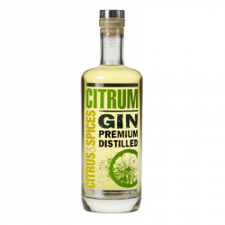 Gin Citrum, lime Gin