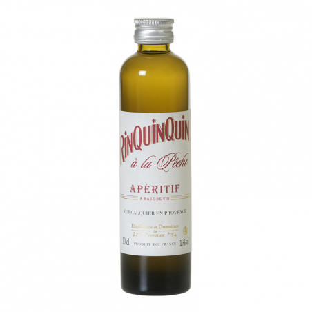 Rinquinquin in the peach - 10 cl