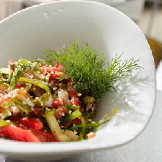 Fennel Salad with HB Pastis