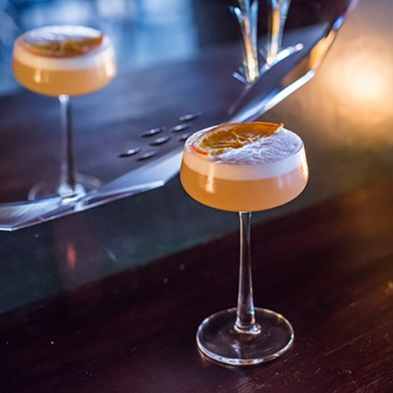 Best Kept Secret par Grant Lazenby, barman du The Last Word (Édimbourg)