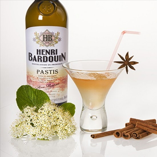 Bardouin Old Fashioned by Marie Cabaret Barista