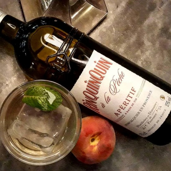 Albiflora by Vince William Smart, bartender, Hawksmoor Restaurants