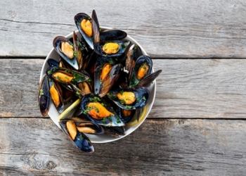 Mussels with HB Pastis No. 2