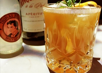 Peach Mule by Felix Arnold, Bar manager du Roy & Pris (Berlin)