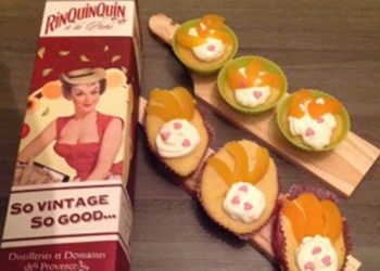 My sin at Rinquinquin cupcakes way by Anasthasia from the blog mecookingpassion