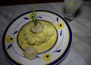 The Pasta with Pastis Henri Bardouin by Gérard Falco