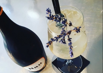 Lamaciea cocktail par Anne Thomas au Novotel Paris Les Halles