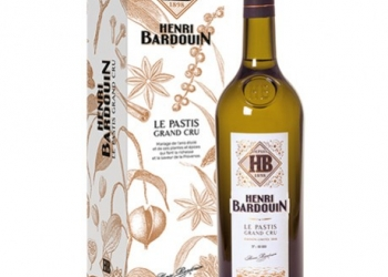 NEW BOX  FOR THE PASTIS HENRI BARDOUIN!