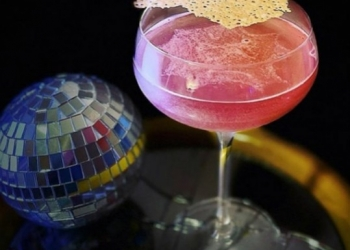 [Disco Baby Cocktail] de @mixologist_in_the_soul (Paris)